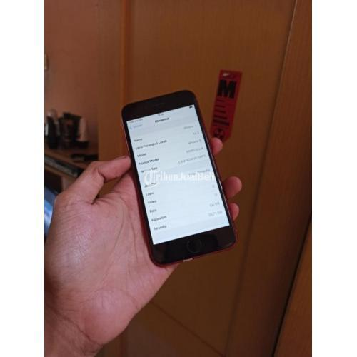 HP Apple iPhone 8 64GB Bekas Inter LL/A All Operator Normal Bebas Reset - Bandung