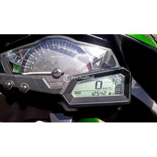 Motor Kawasaki Ninja 250 ABS 2013 Bekas Like New Surat Lengkap Pajak Aman - Bandung