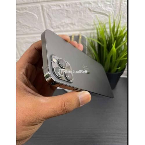 HP Apple iPhone 12 Pro 128GB iBox Bekas Fullset Original Mulus Like New - Makassar
