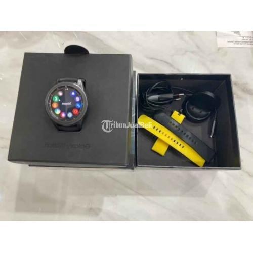 Samsung Galaxy Smart Watch 42mm Bekas Mulus Like New Nominus - Medan