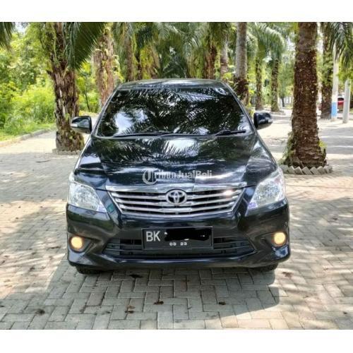 Mobil Toyota Kijang Innova V AT 2011 Bekas Sehat Pajak Panjang - Medan