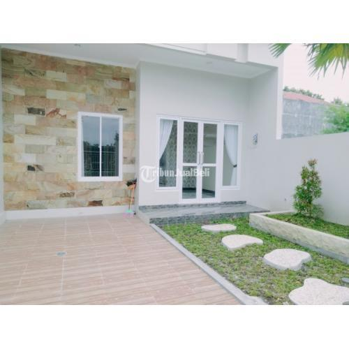 Dijual Rumah BARU 2 Lantai-GAZEBO-GARDEN, SIAP HUNI.3 KTidur-2 KMandi. SHM - Sleman