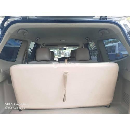 Mobil MPV Nissan Grand Livina XV 2008 Matic Bekas Sehat Terawat Harga Nego - Balikpapan