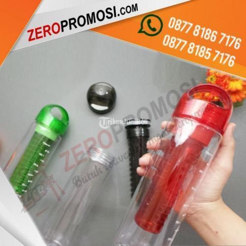Souvenir Botol Infused Water Tumbler WB-102 Promosi Isi 700ml - Tangerang