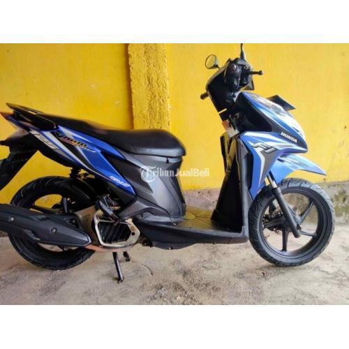 Motor Honda Vario 125CC 2014Surat Lengkap Pajak Hidup Mesin Halus Bekas - Surabaya
