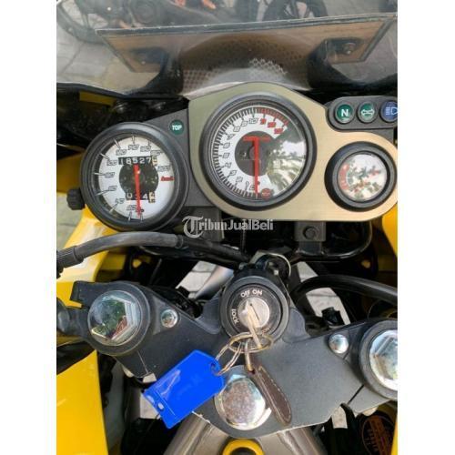 Motor Kawasaki Ninja RR 2013 Bekas Full Original Tangan1 Sudah Coating - Solo