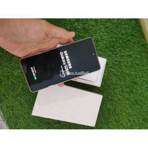 HP Samsung S20 FE 8/128GB White Bekas Garansi Resmi Fullset Ori - Jogja