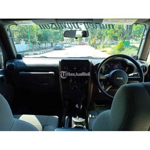 Mobil Rubicon Wrangler 2009 Mesin 3.8L 4x4 Bekas Normal Harga Nego - Jogja