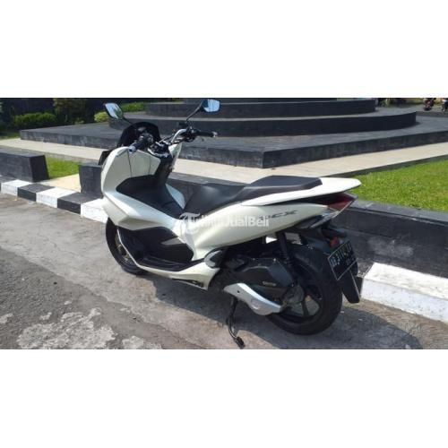 Motor Honda PCX ABS 2018 Bekas Pajak Panjang Sehat Normal Mulus - Jogja