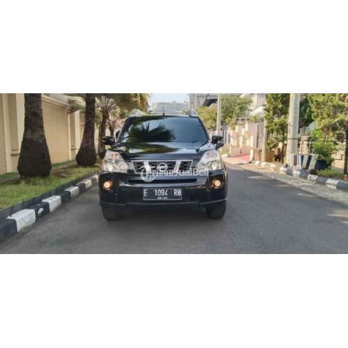 Mobil SUV Nissan X-Trail XT CVT 2010 Bekas No Kendala Pajak Hidup - Semarang