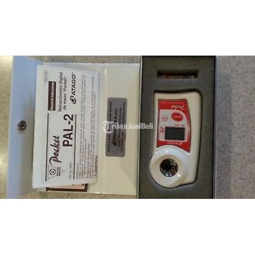 Jual ATAGO PAL 1 Digital Pocket Refractometer Kondisi Baru - Jakarta Barat