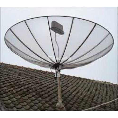 Jasa Pasang antena TV Kota Wisata Fullset Baru Garansi 3 Bulan - Jakarta Timur