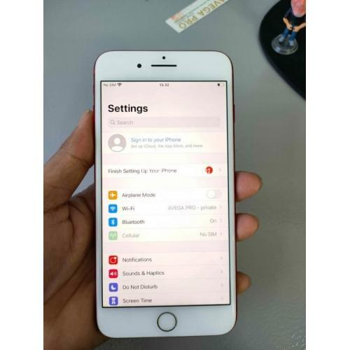 HP Apple iPhone 7 Plus 128GB Merah Bekas Mulus Normal Harga Nego - Jakarta