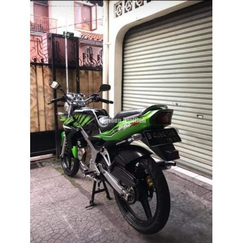 Kawasaki Ninja SS 2015 Bekas Full Original Surat Lengkap Harga Nego - Jakarta