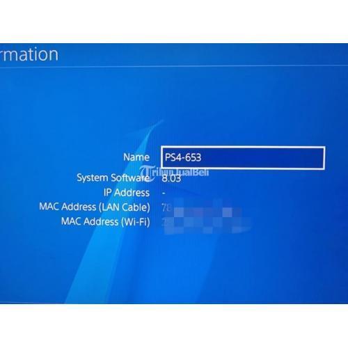 Konsol Sony PS4 Slim Megapack 3 Bundle 3 Game Bekas Mulus Like New - Jakarta