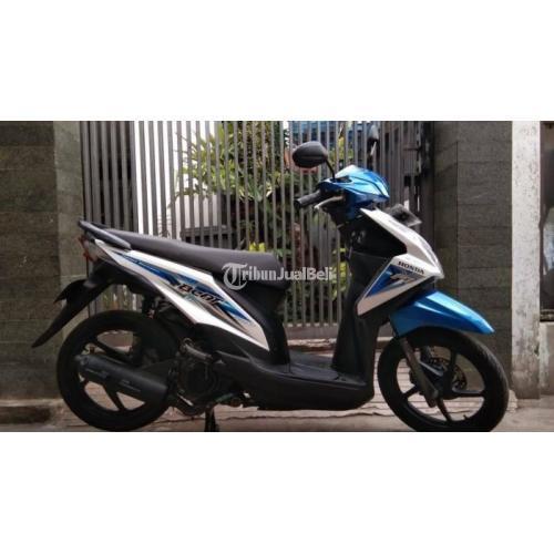 Motor Honda Beat 2015 Bekas Mesin Halus Kelistrikan On Surat Lengkap - Bandung