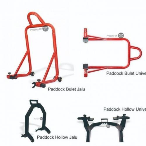 Standar Paddock Universal CBR150R 25 R15 Ninja R Ninja RR - Sidoarjo