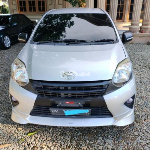 Mobil Toyota Agya TRD 2014 Pajak Aktif Bebas Banjir Bekas Terawat - Banda Aceh