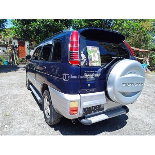 Mobil Daihatsu Taruna CSX EFI 2003 Full Orisinil Mesin Kering Bekas Teraswat - Tabanan