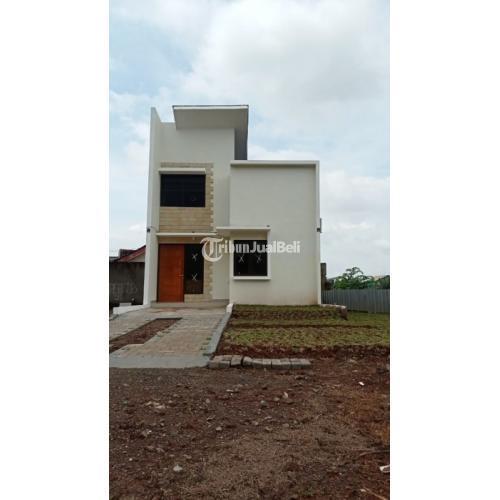 Dijual Rumah Baru 2 Tipe Harga Murah DP 0% Di Rawalumbu Hils  - Bekasi