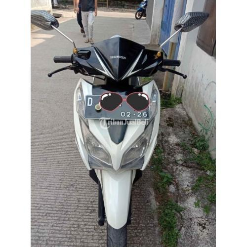 Honda Vario Techno 125.ISS 2014 Bekas Full Orisinil Surat Lengkap - Bandung