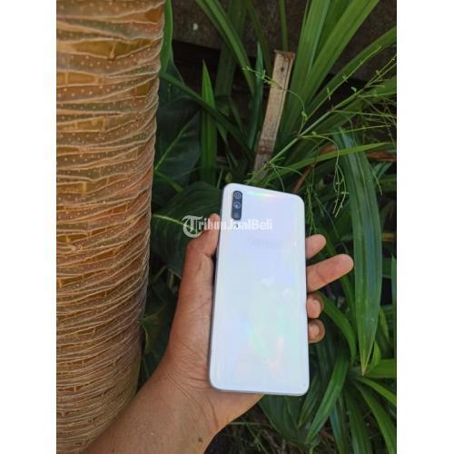 HP Samsung A50 Ram 4GB/64GB Kamera Jernih Baterai 4000mAh Bekas - Gianyar
