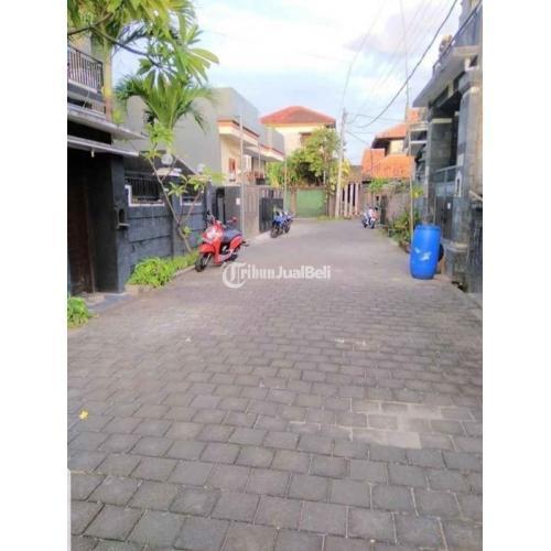 Dijual Tanah dan Rumah Luas 96 m² 2 Kamar  Legalitas SHM Hadap Utara Bekas - Denpasar