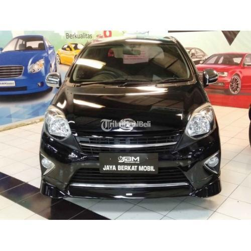 Mobbil Toyota Agya 1,0 G AT TRD SPORTIVO 2016 Bekas Terawat Harga Nego - Surabaya