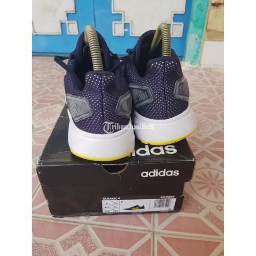 Sepatu Adidas Duramo 9 Size 41 1/3 Second Like New Nominus - Jogja