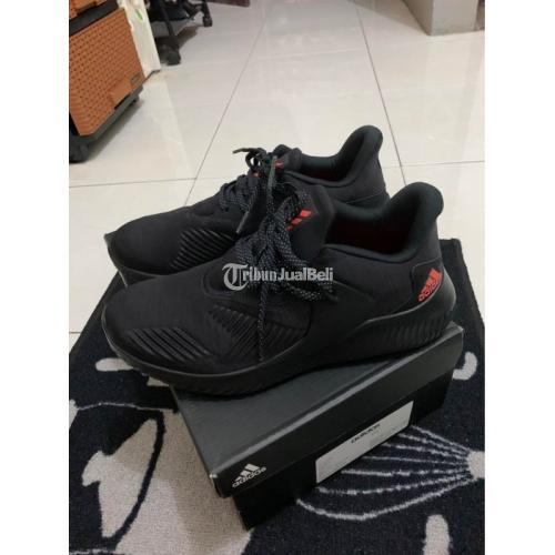 Sepatu Adidas Alphabounce RC 2 Size 40 2/3 Baru Lengkap Box - Jogja