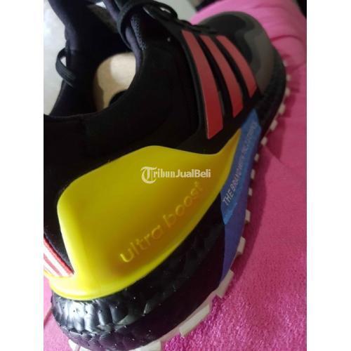 Sepatu Adidas Ultra Boost Size 46 Bekas Like New Mulus Nominus - Tangerang