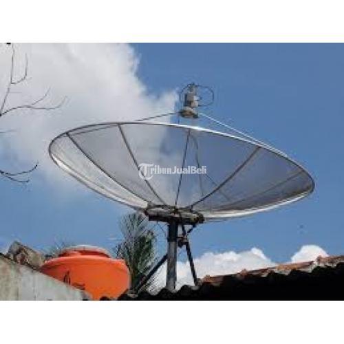 Promo Harga Pasang Antena TV/Parabola Pangkalan Jati - Jakarta Timur
