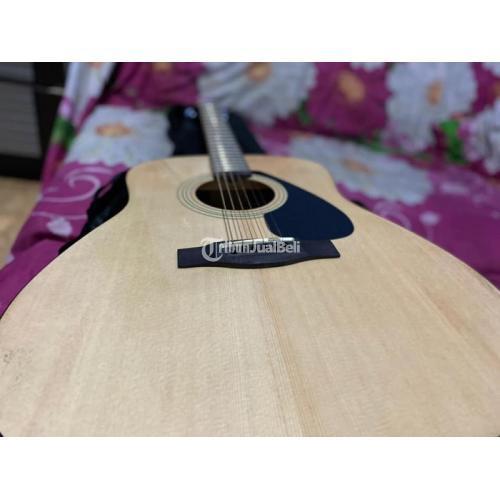 Gitar Akustik Elektrik Yamaha FX310 Original Second Fungsi Normal - Jakarta Timur