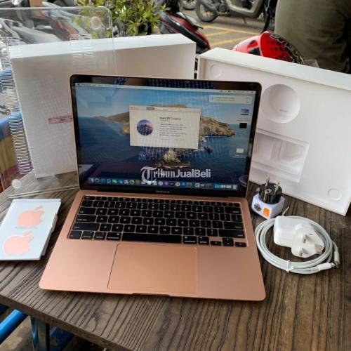 Laptop Macbook Air 2020 Garansi Panjang Bekas Normal Mulus - Bandung