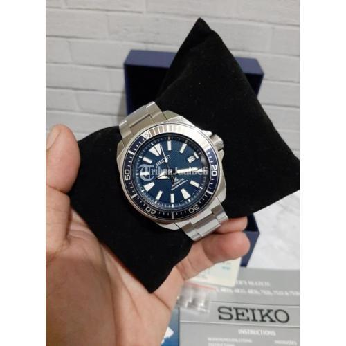 Jam Tangan Seiko Automatic Samurai SRPB49K1 Original Bekas Normal - Jakarta Utara