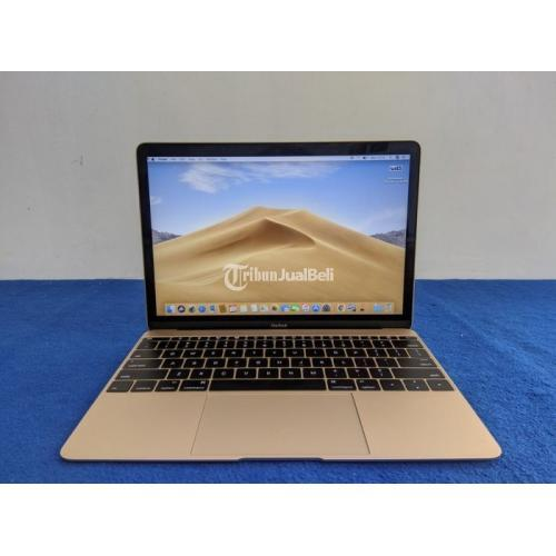 Laptop Apple Macbook Retina 2016 SSD 256 GB Bekas Nominus - Solo