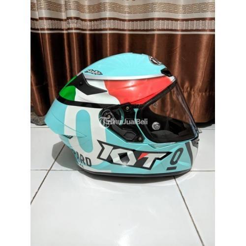 Helm Full Face KYT TTC DallaPorta Ukuran M Bekas Jarang Pakai Harga Nego - Solo