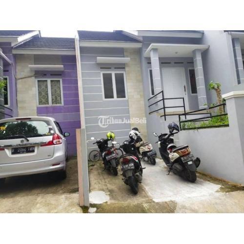 Dijual Rumah Siap Huni 3 Unit Luas 84 m2 Legalitas SHM IMB Bebas Banjir - Depok