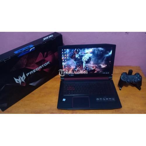 Laptop Acer Nitro 5 Predator AN515-52-76UN Hardisk 1TB Bekas Normal - Jombang