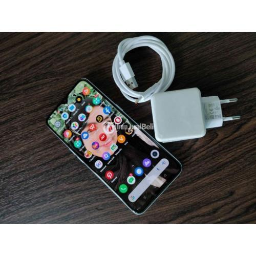 HP Realme XT Ram 8/128GB White Snapdragon 712 Bekas Mulus Normal - Surabaya