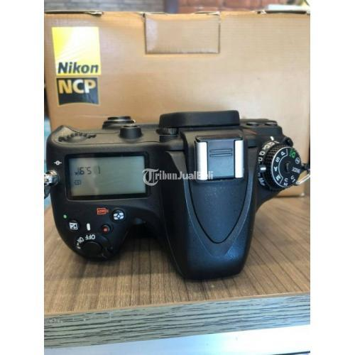 Kamera Nikon D610 Body only Bekas Fullset Fungis Normal Bebas Jamur - Tangerang Selatan