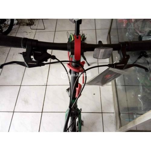 Sepeda Lipat Pacific Noris 2,1 1X8 Speed Freme Alloy Baru - Bandung