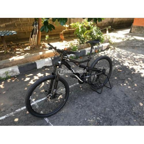 Sepeda Gunung Thrill Oust 3.0 Size L Bekas Like New Mulus - Denpasar