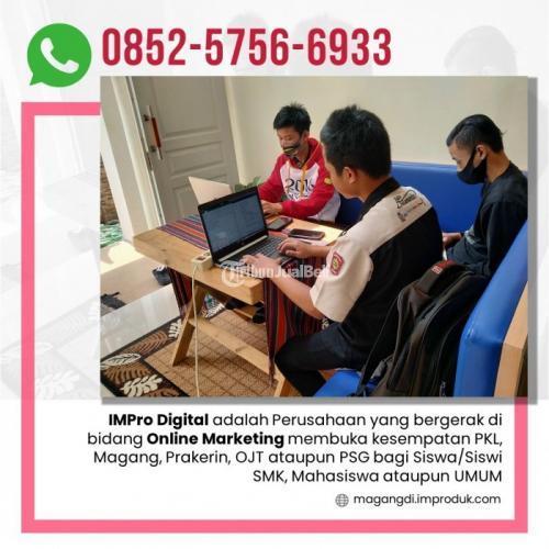 Perusahaan yang Menerima Magang SMK Digital Marketing - Malang