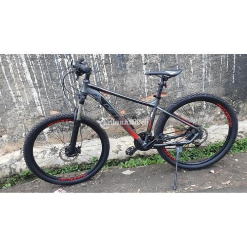 Sepeda Detroit Aegis 2 2020 Bekas Rem Hidrolik Shimano Bisa TT - Jakarta Timur