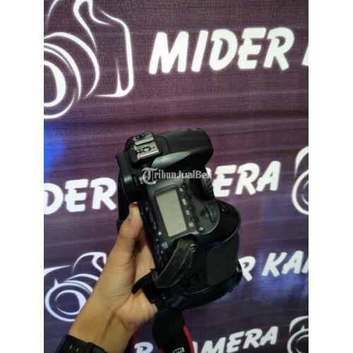 Kamera Canon 60D Body only Bekas Fungsi Normal Garansi 1 Minggu - Bandar Lampung