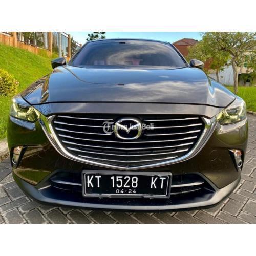 Mobil SUV Mazda CX-3 2019 Matik Pajak Baru Mesin Kering Bekas Normal - Balikpapan