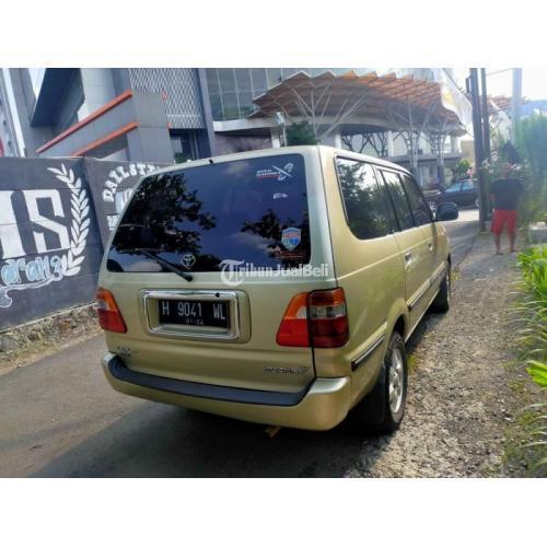 Mobil Toyota Kijang LGX New Model 2004 Kuning Bekas Fungis Normal - Semarang