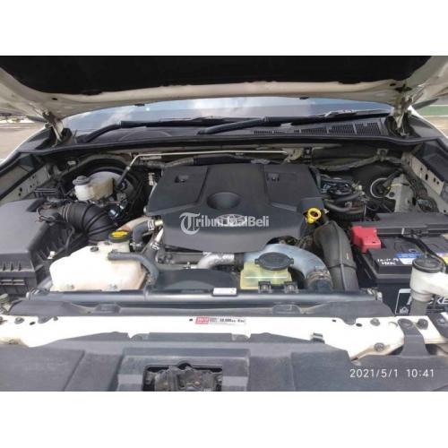 Mobil Toyota Fortuner VRZ 4x2 A/T 2016 Pajak Panjang Bekas Terawat - Jakarta Utara