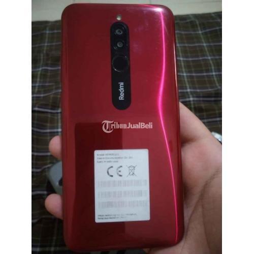 HP Xiomi Redmi 8 Ram 4GB/64GB Batangan Bekas Mulus Harga Nego - Bekasi